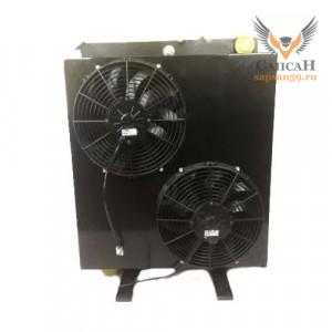 Маслоохладитель МО6 300 л/мин 12/24В, высокий теплосъём
